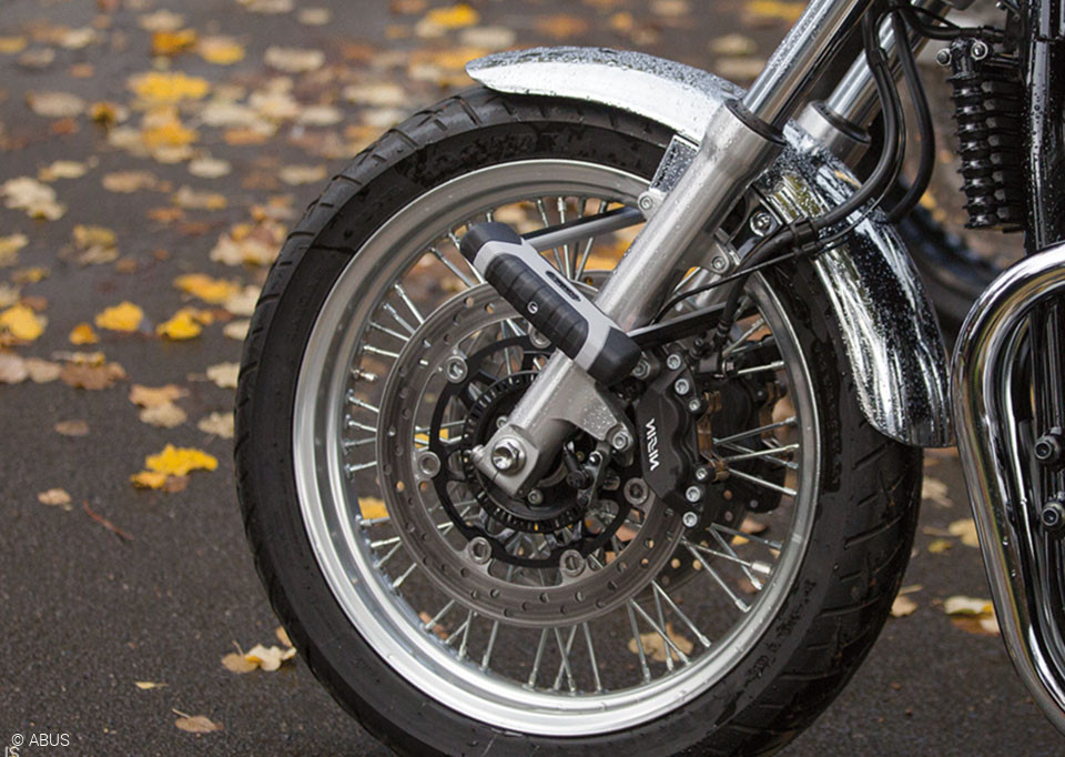 Abus Motorcycle Protection For Your Motorbike Abus