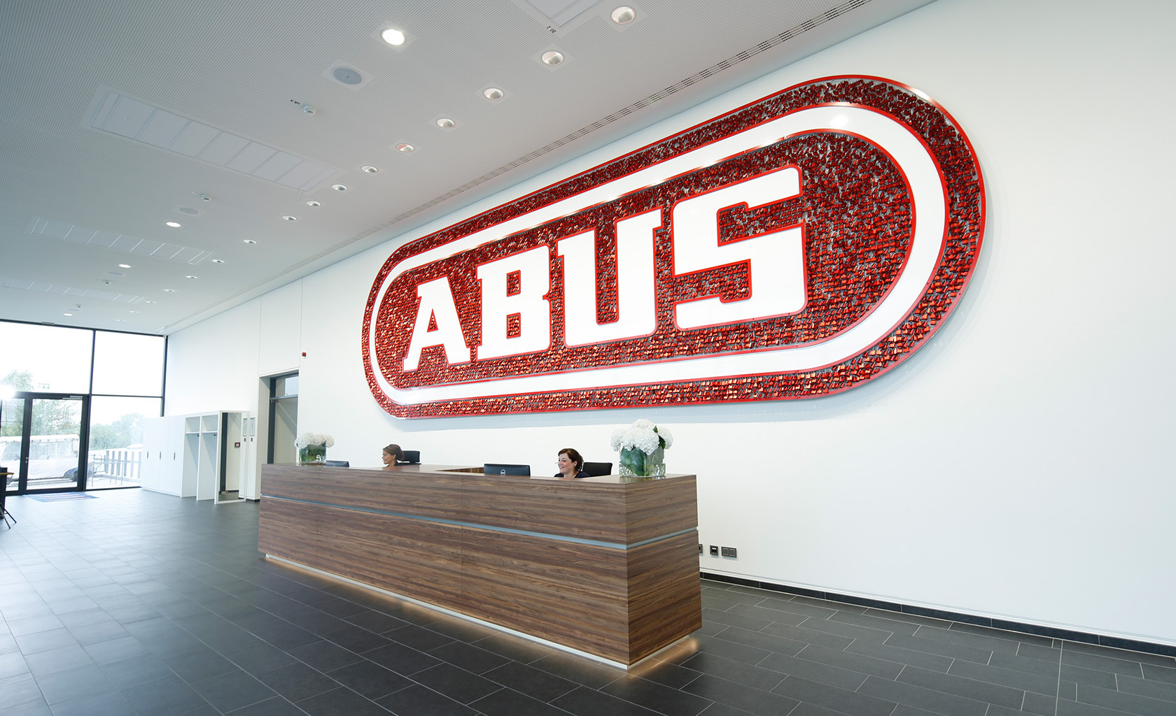 ABUS Security World in Wetter © ABUS