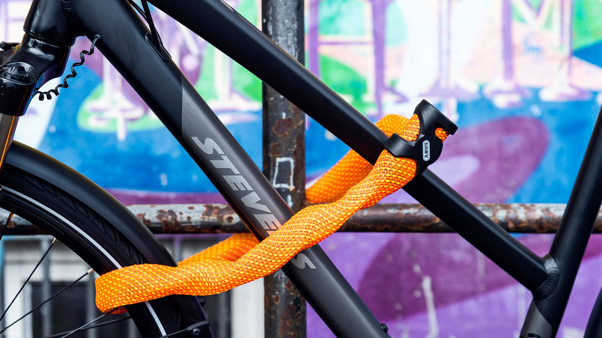 IVERA Chain 7210 Color - sparkling orange