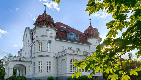 Internat Schloss Torgelow © ABUS