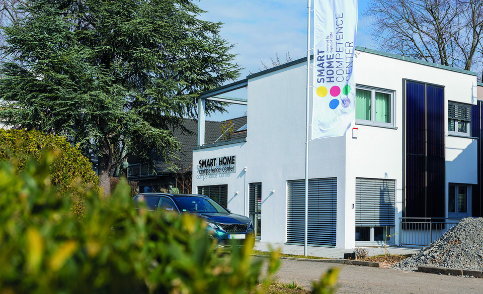 Smart-Home-Kompetenzzentrum Fellbach – Headerbild-Heroslider © ABUS