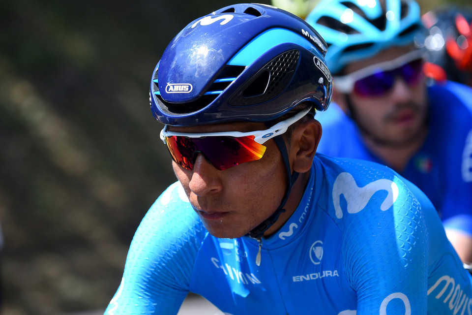 Nairo Quintana - Movistar Team ©Peter Witek